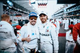 Alonso: Hamilton lifestyle impossible in 'normal' car