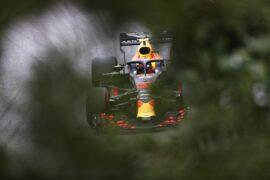 Max Verstappen Brazil GP F1 2018