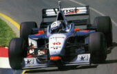 McLaren MP4-13 Mercedes driven by David Coulthard (1998)