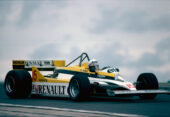 Renault RE30 driven by Alain Prost in 1981