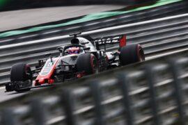 Romain Grosjean Haas Brazili GP F1 2018