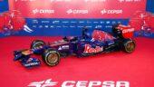 Toro Rosso STR9 car (2014)