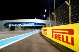 Starting Grid 2018 Abu Dhabi F1 GP