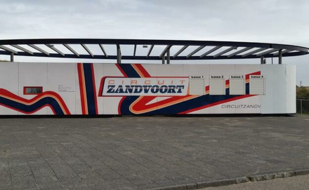 F1 arrives at Zandvoort for the Dutch GP on Monday 30 August!
