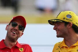 Father admits Sainz to Ferrari rumours 'accelerating'