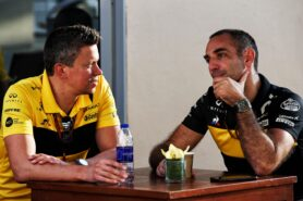 Abiteboul denies Renault set to quit F1