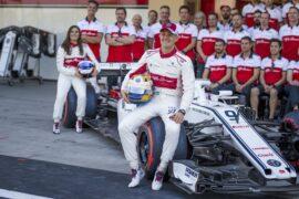 Marcus Ericsson, Alfa Romeo Sauber C37 at Formula One World Championship, Rd21, Abu Dhabi Grand Prix 2018