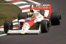 Ayrton Senna Wallpapers F1 Fansitecom