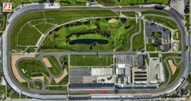 Indianapolis Motor Speedway layout