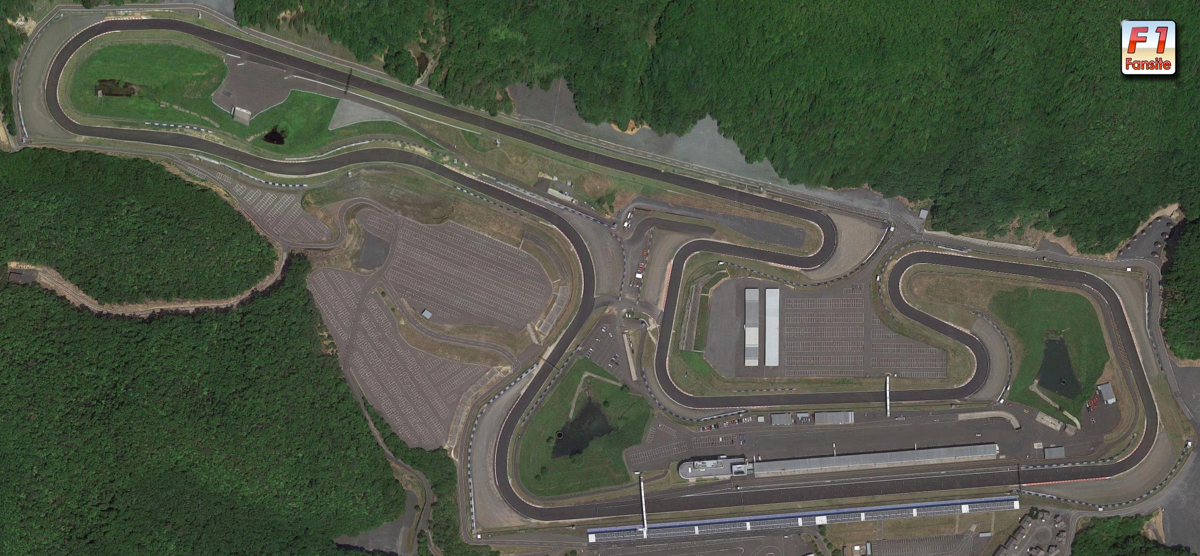 TI Aida circuit layout