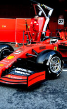 Ferrari to keep matte livery for 2020