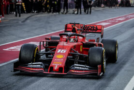 Alesi: Leclerc will be close to number 1 Vettel