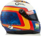 2019 helmet Carlos Sainz