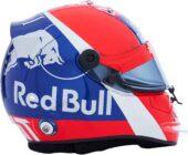 2019 helmet Daniil Kvyat
