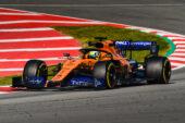 Lando Norris, McLaren MCL34 testing day 4 Catalunyya F1/2019