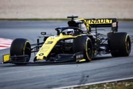 2019 2nd day pictures Barcelona F1 Winter testing