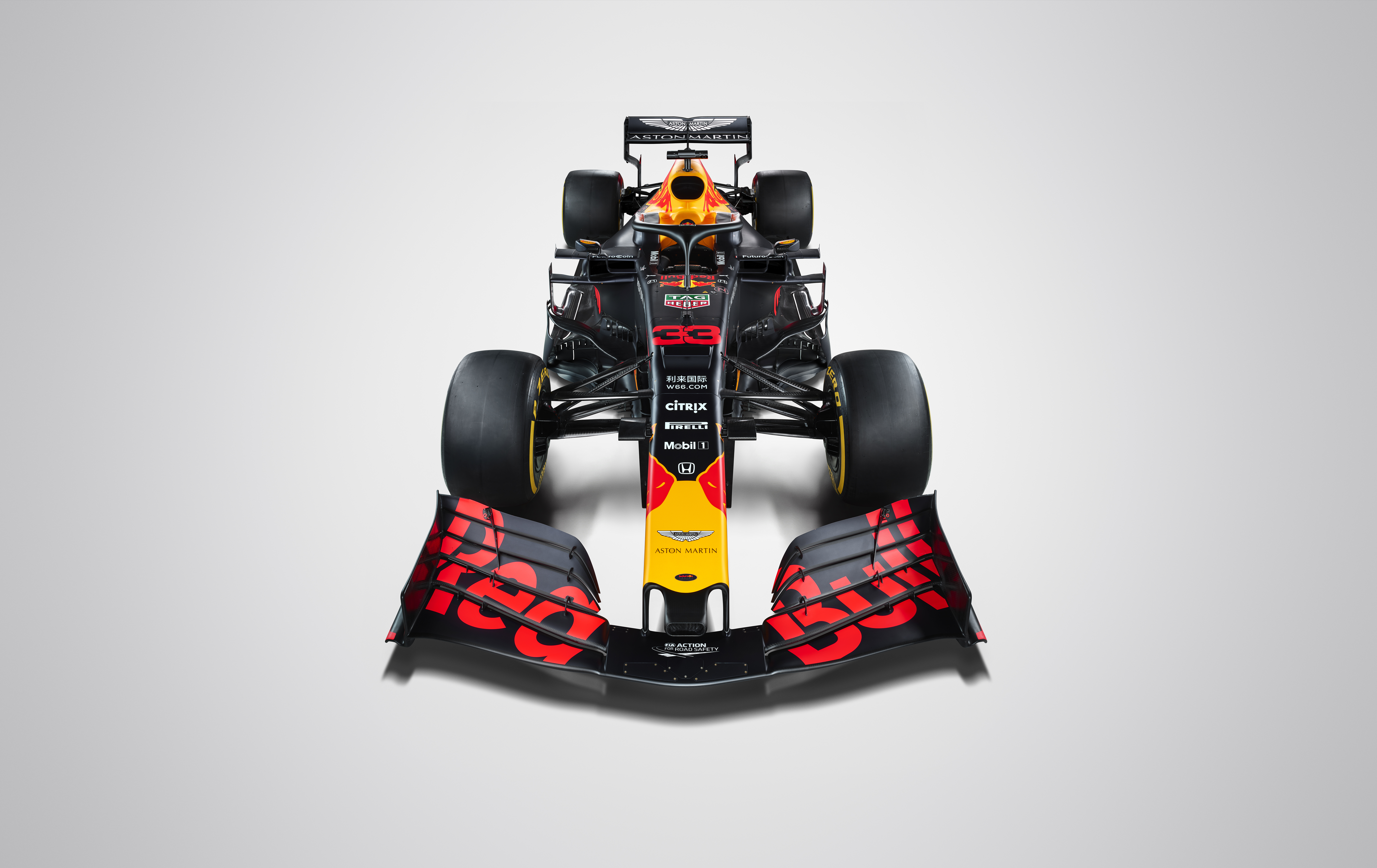 2019 Red Bull Rb15 F1 Car Launch Pictures F1 Fansitecom