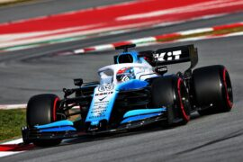 2019 3rd day pictures Barcelona F1 Winter testing