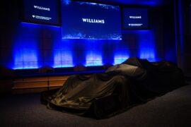 2019 Williams FW42 F1 car launch pictures