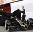 2019 Haas VF-19 F1 car launch pictures