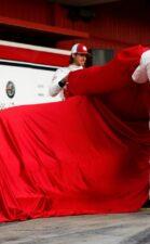 Alfa-Romeo-Racing-C38-Car-Reveal Kimi Raikkonen & Antonio Giovinazzi