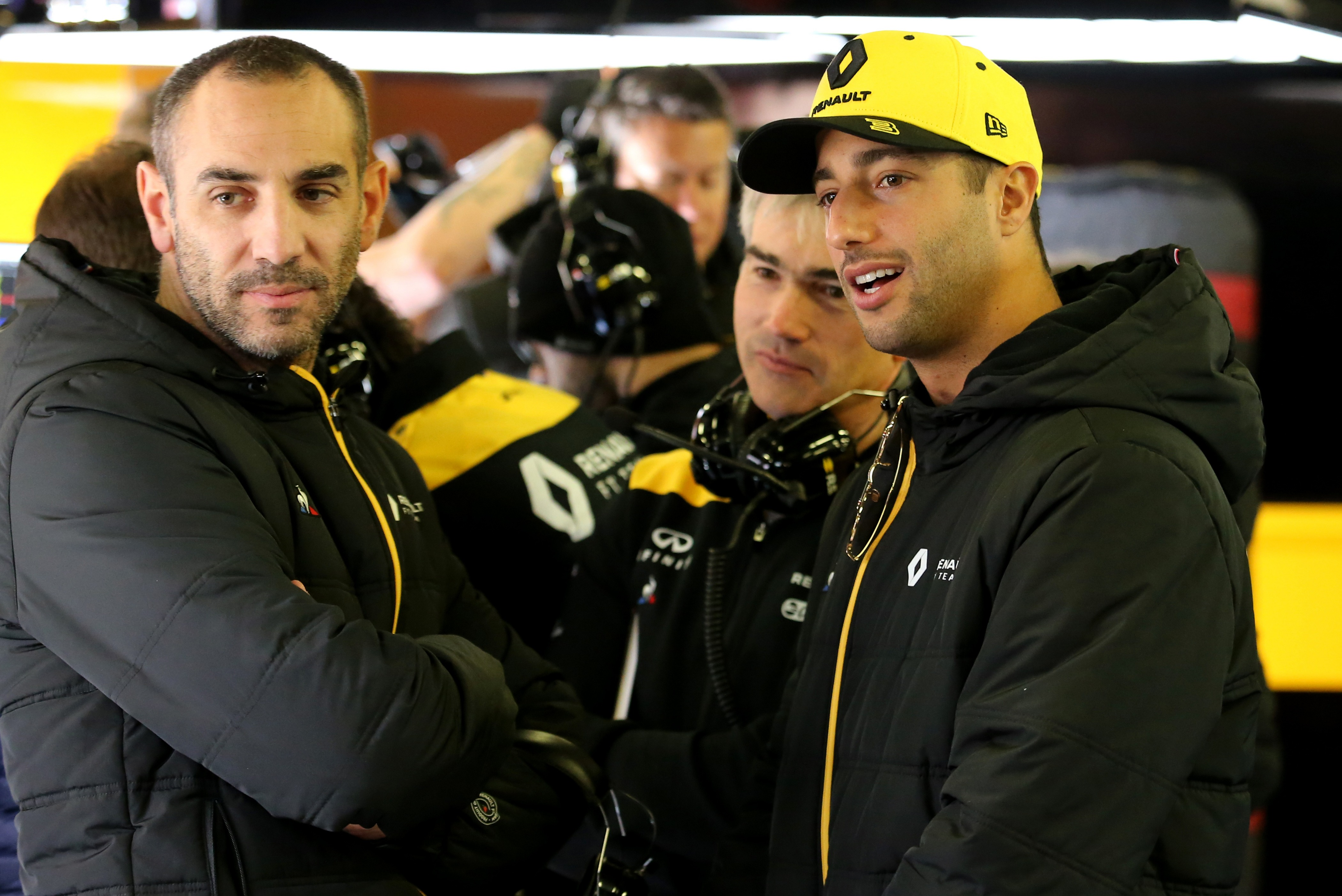 Abiteboul: 2021 car 'a priority' for Renault
