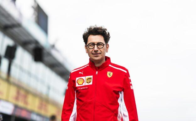 Binotto says former Ferrari people now work for Haas in Maranello