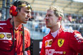 Press: 'No room for Vettel' in Ferrari future