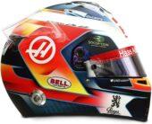 2019 Romain Grosjean helmet