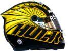 2019 Nico Hulkenberg helmet