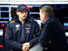 Father Jos says Verstappen should have kept quiet