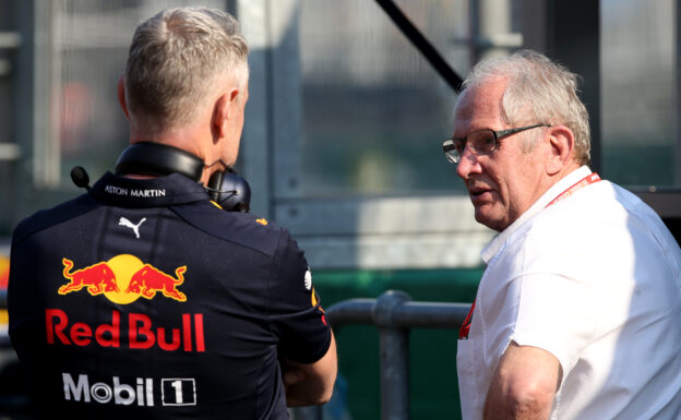 Marko: F1 ready with 'financial support' for teams