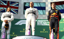 2019 Australian Grand Prix F1 Race Results
