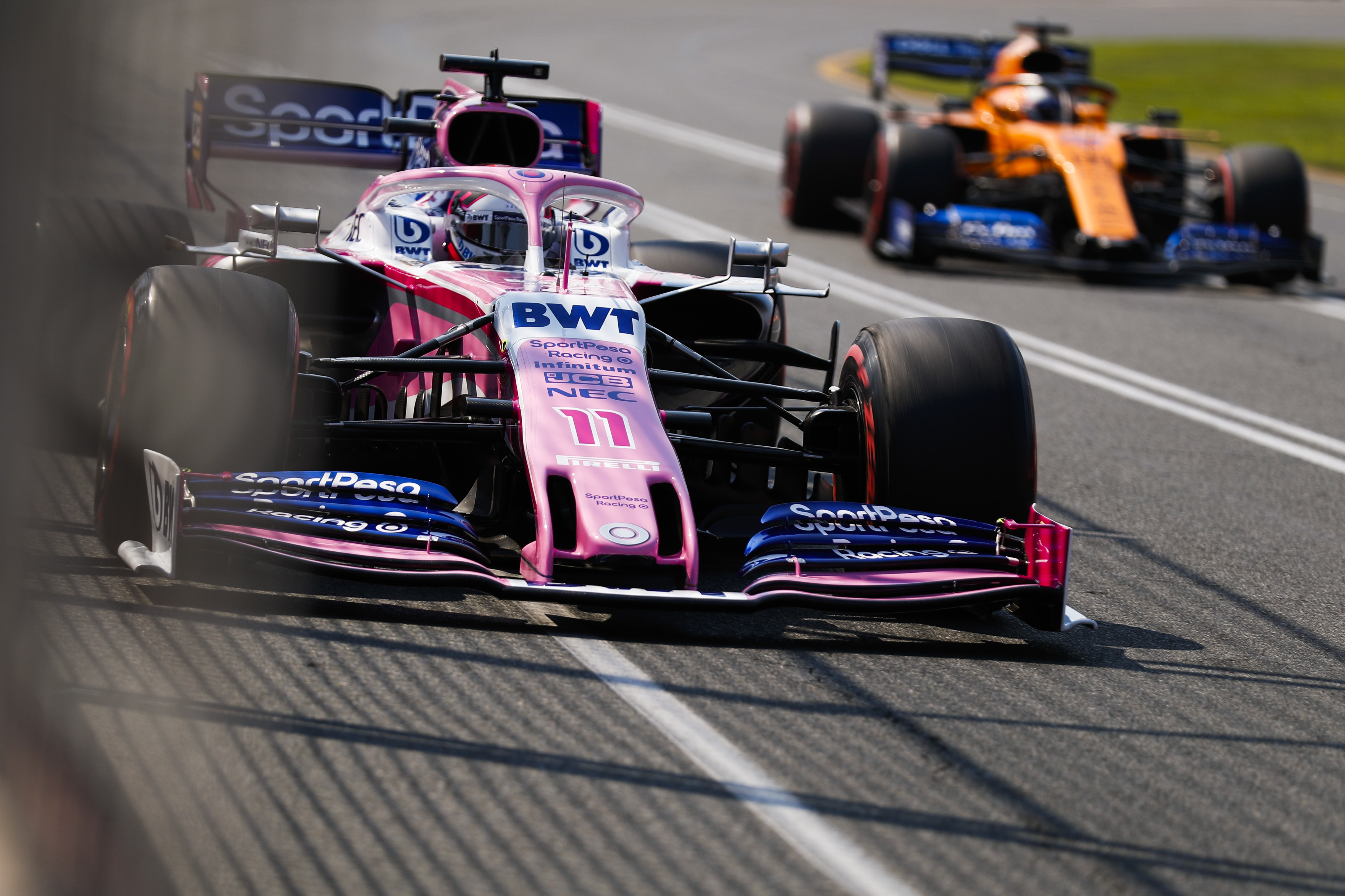 Racing Point: 'Isolated' teams must react to B teams