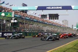 F1, The Virus & the Australian F1 GP