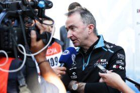 Paddy Lowe leaves Williams