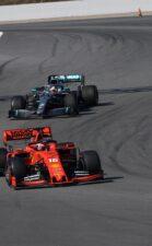Boss denies Ferrari clear 2019 favourite