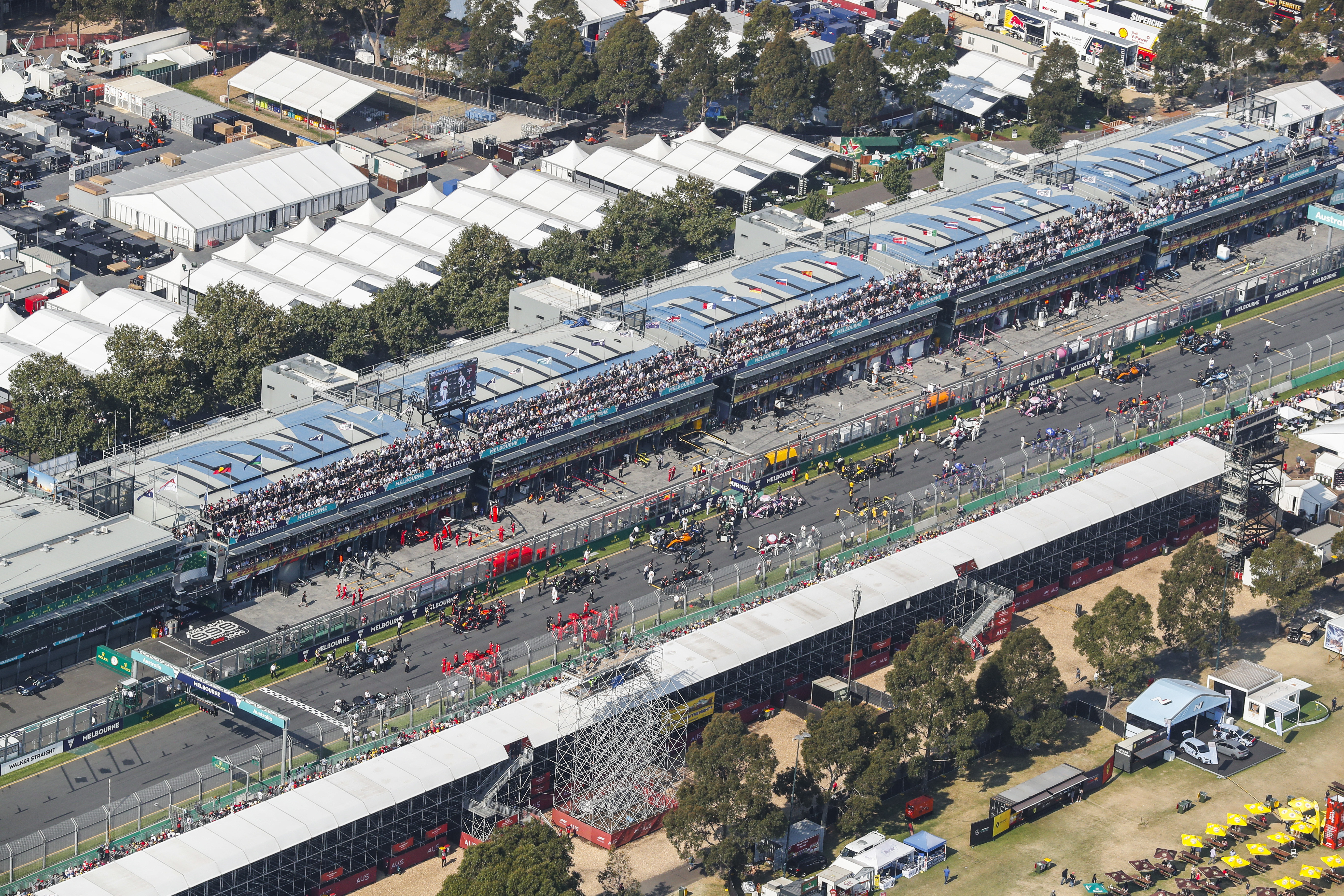 Melbourne confirms 'covid-safe' 2021 season opener