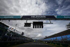 Starting Grid 2019 Australian F1 GP