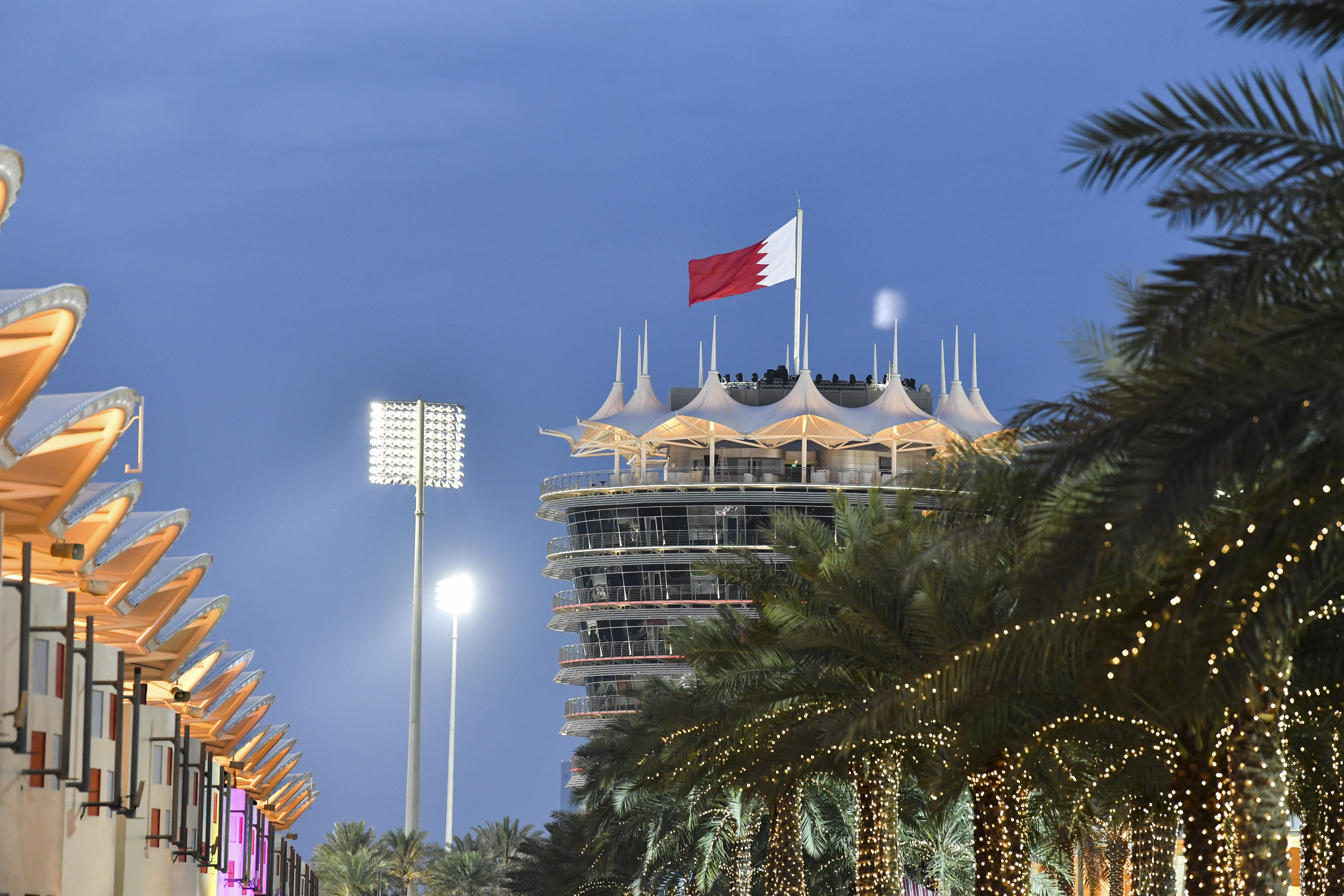 Press Schedule 2020 Bahrain F1 GP