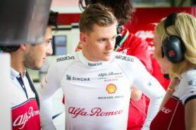 Verstappen predicts big Mick Schumacher 'hype'