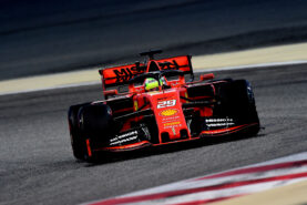 Schumacher hoping for Friday outings in 2020