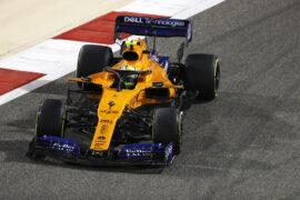 Lando Norris, McLaren MCL34 at Bahrain (2019)