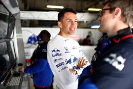 Helmut Marko happy with rookie Alexander Albon