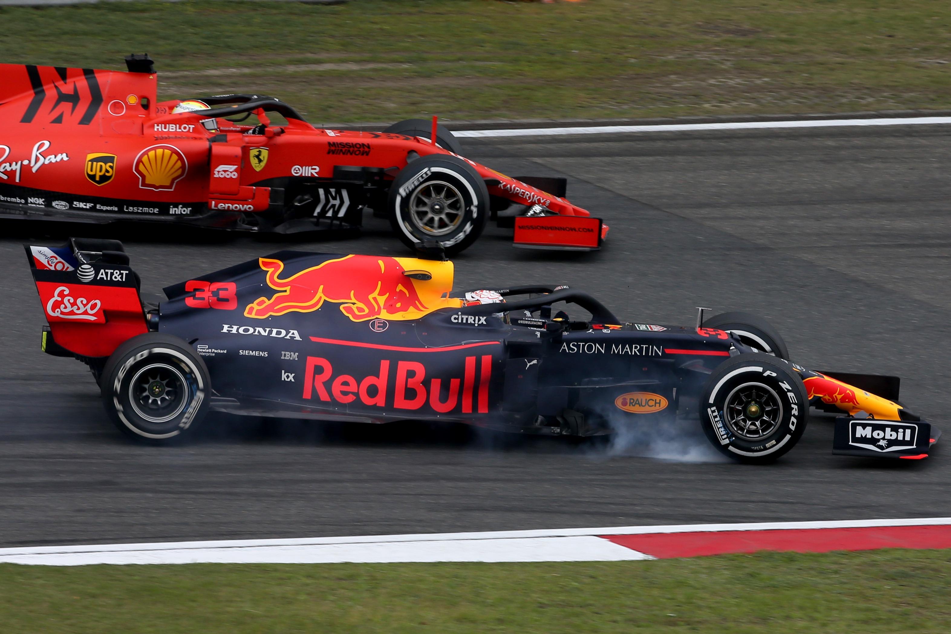 Horner does not 'suspect' Ferrari cheating | F1-Fansite com
