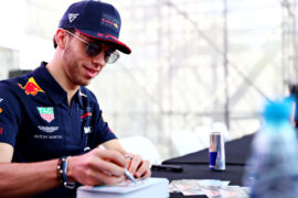 Gasly names and shames F1 journalist