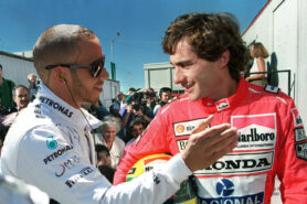 Irvine: Hamilton better than Schumacher and Senna