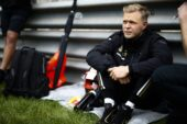 Magnussen: 'Strange' Haas problem not fixed yet
