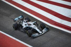 Pictures Bahrain F1 2019 In-season testing