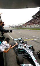 Formula One - Mercedes-AMG Petronas Motorsport, Chinese GP 2019. Lewis Hamilton